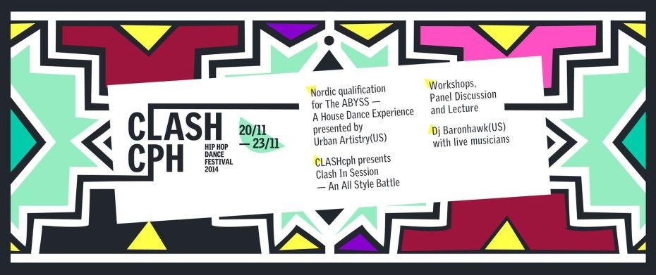 CLASHcph Hip Hop Dance Festival 2014