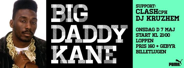 Big Daddy Kane 7th of May