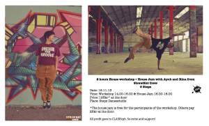 House workshop 16th of November